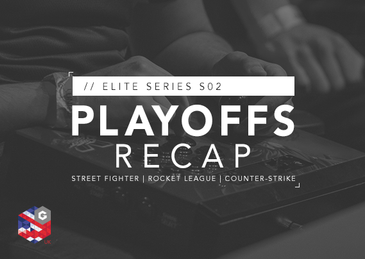 ELITE SERIES PLAYOFFS: SCORES & STANDINGS