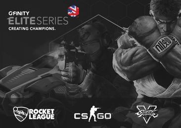 Tickets to the Gfinity Elite Series are now on sale!