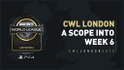A Scope Into CWL Pro League: Week 6