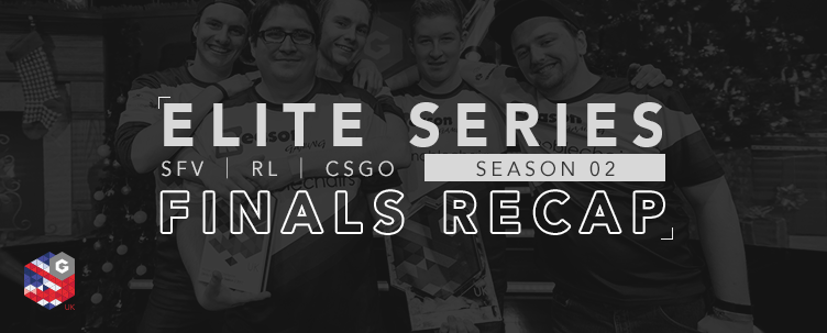 Elite Series Season 2 GRAND FINALS - Recap