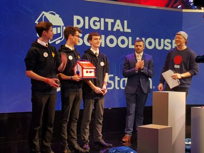 Digital Schoolhouse National Esports Tournament title claimed by King Edward VI School Scorpions