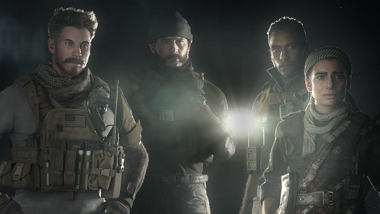 Modern Warfare Trophies And Achievements In Call Of Duty Modern