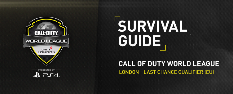 CWL EU Last Chance Qualifier Survival Guide