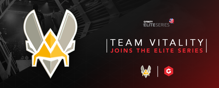 TEAM VITALITY JOINS SEASON 3 OF THE ELITE SERIES