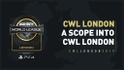 A Scope Into CWL London 2019