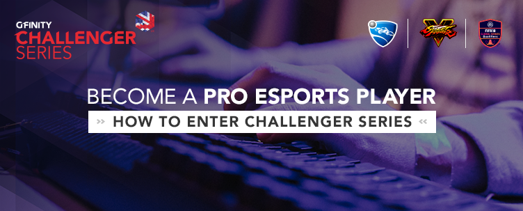 HOW TO ENTER THE CHALLENGER SERIES