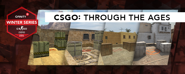 Counter-Strike Through The Ages