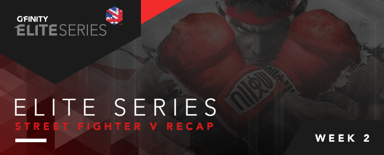 Elite Series Street Fighter V Recap - Week 2