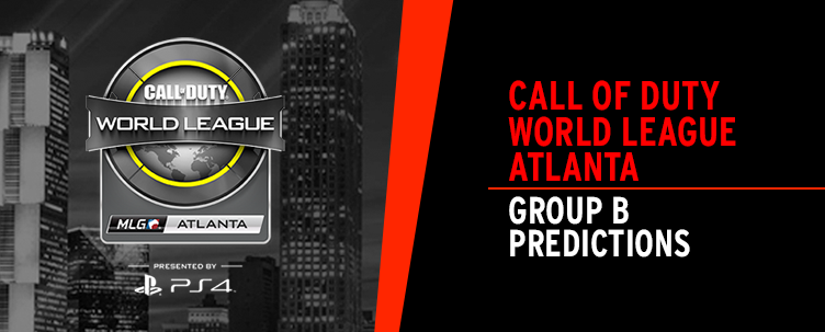 CWL Atlanta - Group B Predictions