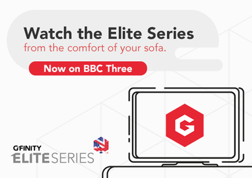 Gfinity partner with world renowned broadcaster BBC