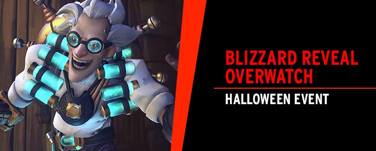 Blizzard Reveal Overwatch Halloween Event :: News :: Gfinity