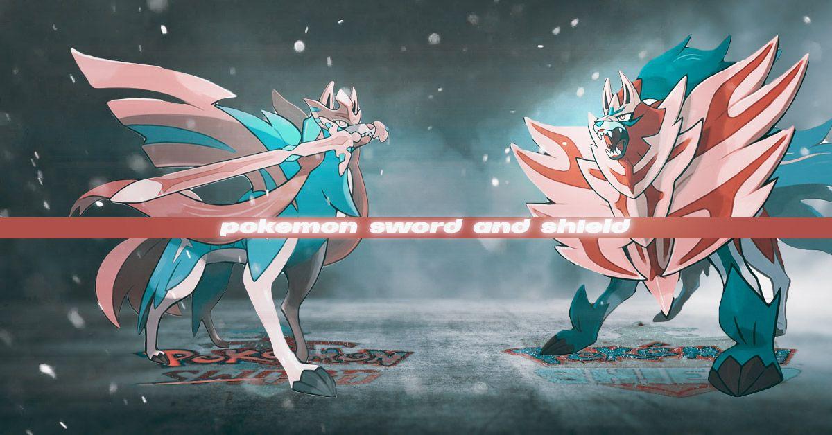 Pokemon Sword and Shield: Pokedex For The Galar Region