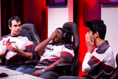 Gfinity Elite Series Delivered by Domino's: Street Fighter V Week 5 Results