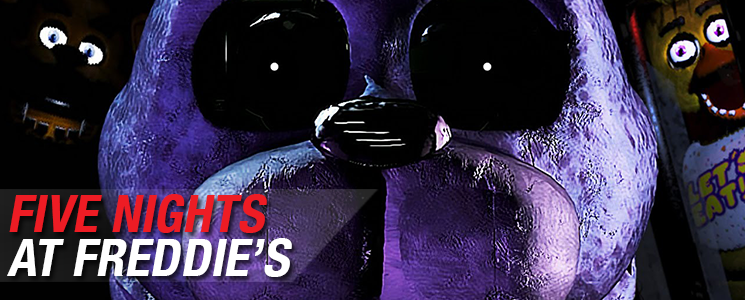 Five Nights at Freddy's :: News :: Gfinity