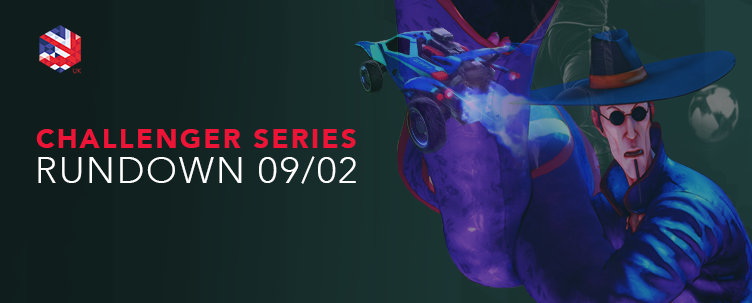 The EU Challenger Series Rundown - 09/02