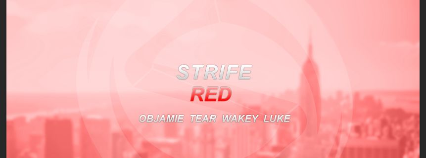 Strife.Red's
