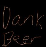 Dank Beer logo