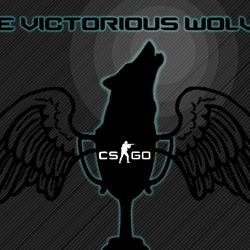 The Victorious Wolves's logo