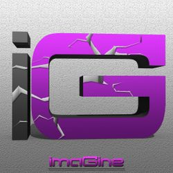 Imagine Gaming's logo