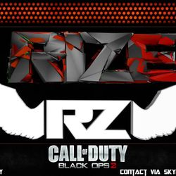 Team RiZe Nation's logo