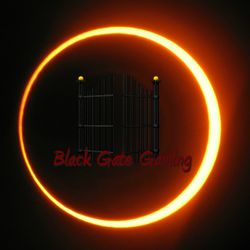 Black Gate Gaming's logo
