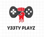 Y33TY PLAYZ logo
