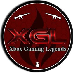 XBOX GAMING LEGENDS's logo