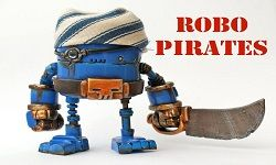Robo Pirates's logo