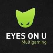 EYES ON U's logo
