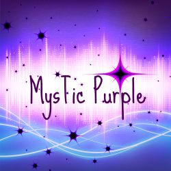 MysTic Purple's logo