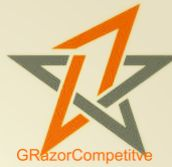 GRazorCompetitive's logo