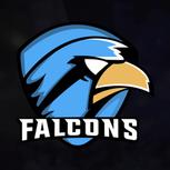 Toxic Falcons logo