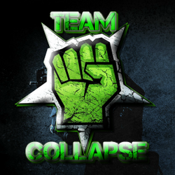 Team Collapse's logo