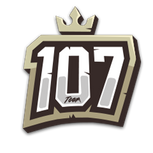 Team107 logo