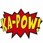 KA-POW logo