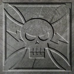 The Iron Legion's logo