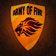Army of FIve's logo