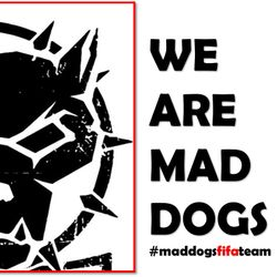 Mad doGs Team's logo