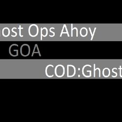 Ghost Ops Ahoy's logo