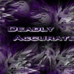 Deadly Accurate's logo