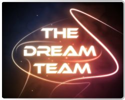 The Dream Team 30's logo