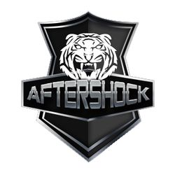 Aftershock Gaming's logo
