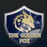 The Golden Fox - Fuze logo