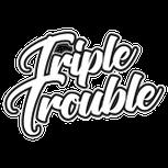 Triple Trouble Academy logo