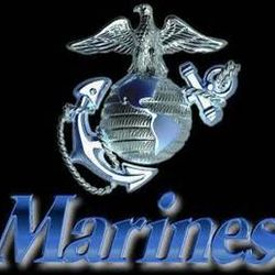 Blue Marines's logo