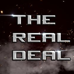 The Real Deal's logo