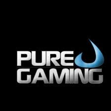 Pure Gamer's logo