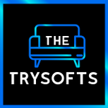The Trysofts logo