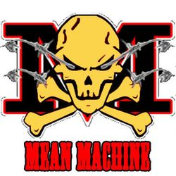 Mean Machine Colombia's logo