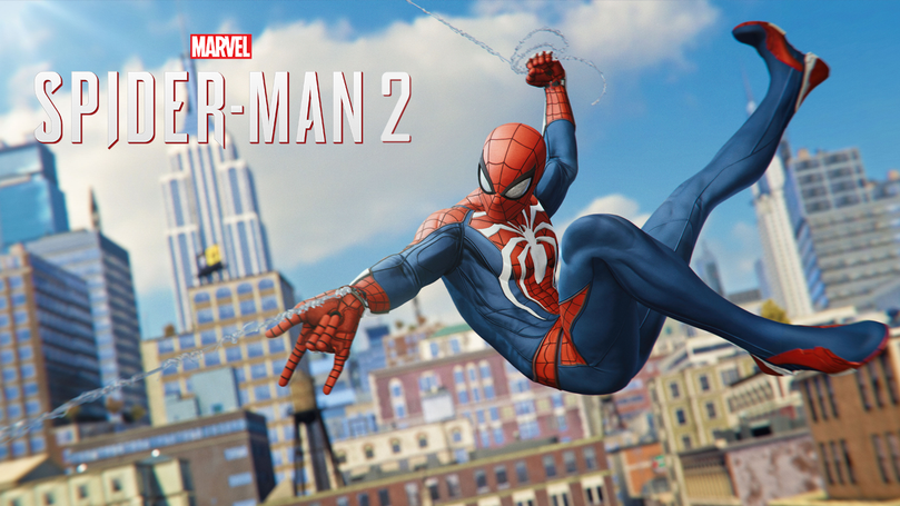 spider-man 2 ps5 artwork